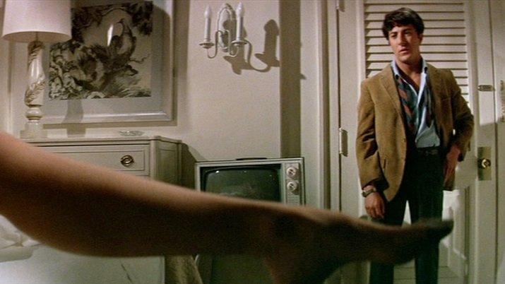 """""""Il Laureato"""" di Mike Nichols"""