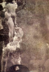 I Quadri delle Facoltà. La Filosofia di Klimt