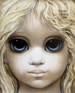 "I ""Big Eyes"" di Margaret Keane. Anima e occhi della Pop Art"