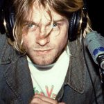 Kurt Cobain dei Nirvana