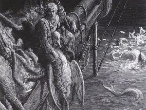 La ballata del vecchio marinaio di Coleridge. L'Uomo e la Natura