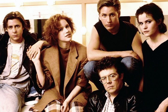 """The Breakfast Club"" di John Hughes"