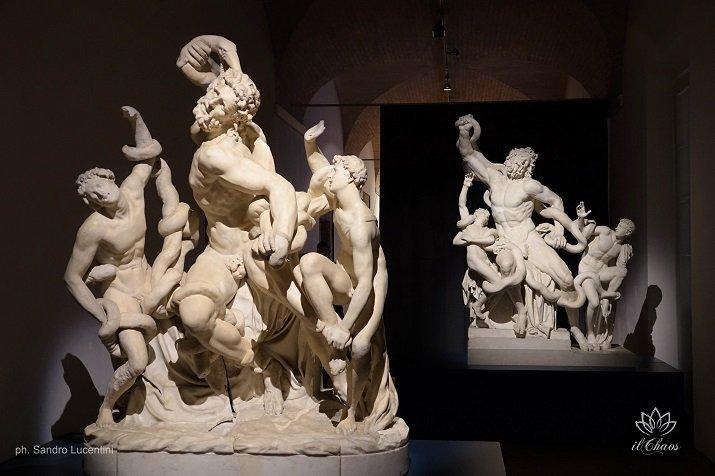 """""""Ulisse. L'arte e il mito"""" . Lacoonte"""