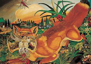 Antonio Ligabue, selvaggio e primitivo a metà tra due mondi