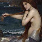 """""""Ulisse. L'arte e il mito"""". Sirena di Waterhouse"""