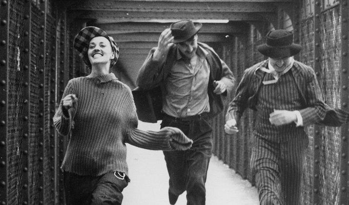 """""""Jules e Jim"""" di François Truffaut"""