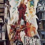 La Torre Eiffel di Robert Delaunay