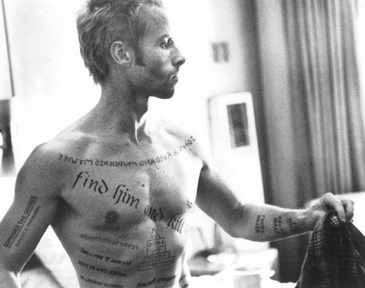 """""""Memento"""" di Christopher Nolan"""