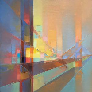 paesaggi urbani impressionisti