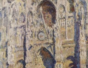 Le Cattedrali di Rouen di Monet. L'importanza dell'indagine visiva