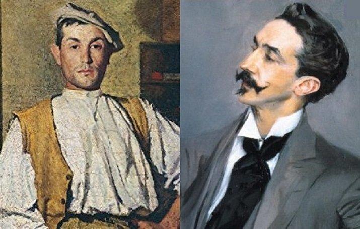 Mastro-don Gesualdo di Verga e Il Piacere di D'Annunzio