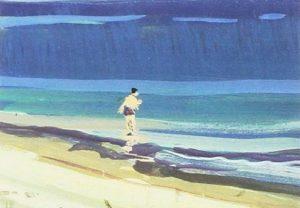 La spiaggia di Cesare Pavese. Psicologia vestita da cronaca rosa