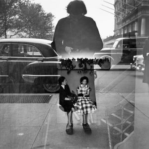 Autoritratti di Vivian Maier