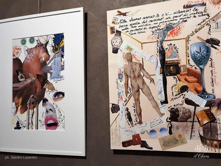 Collage di M. C. Signorini
