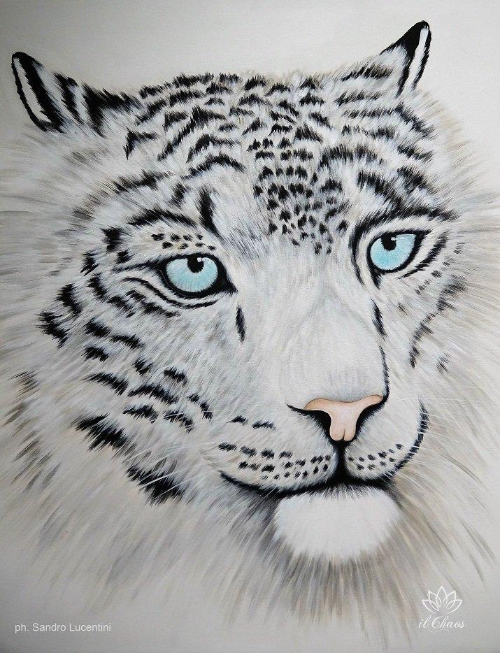 """#CurArti. """"Leopardo delle nevi"""" di P. Rava"""