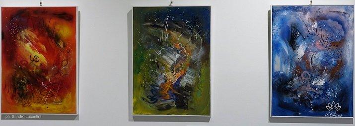 """Trittico"" di M. Ferretti"