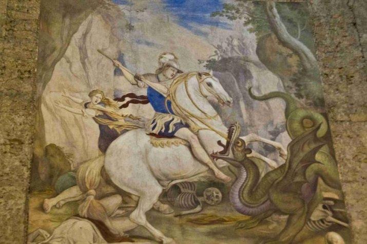 """""""San Giorgio"""" di Aniello Falcone"""