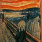 """""""L'urlo"""" di Munch o """"Il grido"""" di Edvard Munch"""