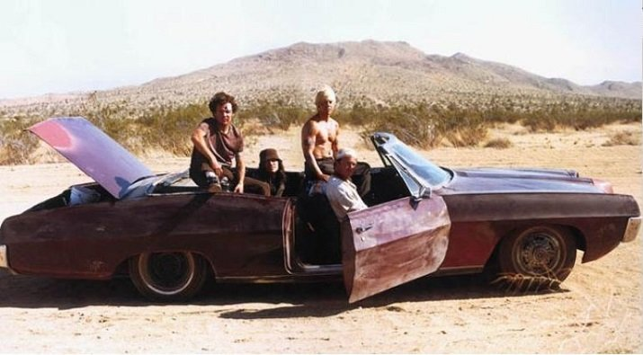 Scar Tissue dei Red Hot Chili Peppers