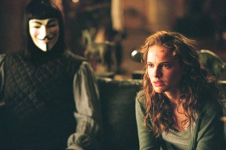 """""""V per Vendetta"""", rivoluzione anarchica tra filosofia e simbolismo"""