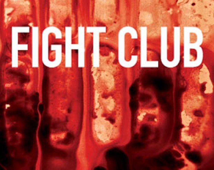 """Fight Club"" di Chuck Palahniuk"