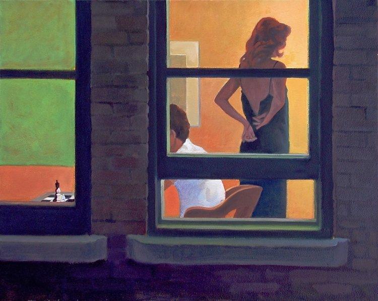 Nigel van Wieck. Arte di solitudine e incomunicabilità