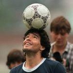 Diego Armando Maradona. La leggenda del calcio
