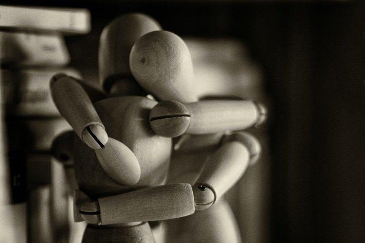 """""""E sto abbracciato a te"""" di Pedro Salinas"""