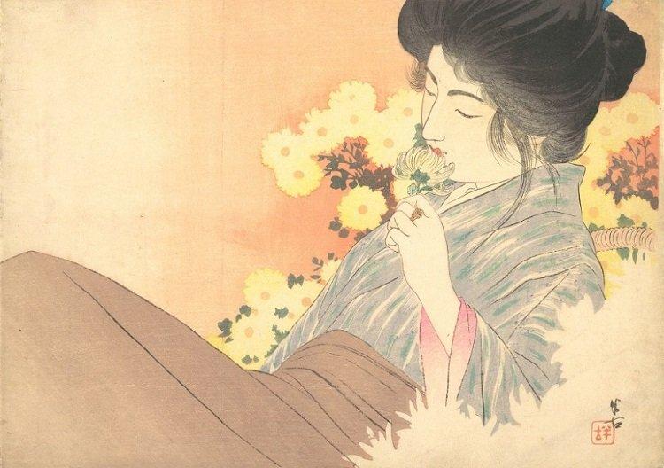 Ukyozōshi di Saikaku. Mondo fluttuante delle donne in Giappone