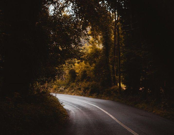 """""""La morte è la curva della strada"""" di Fernando Pessoa"""