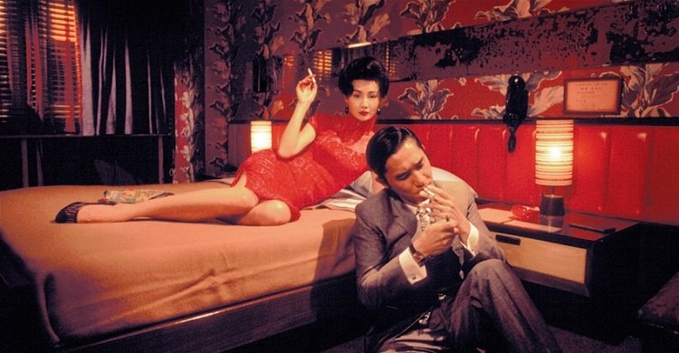 """In the mood for love"" di Wong Kar-wai"