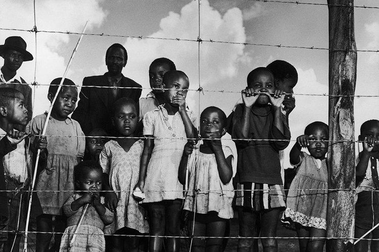Aparthaid di Margaret Bourke-White