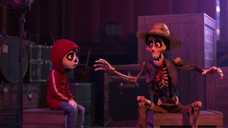 """""""Coco"""" film d'animazione di Lee Unkrich"""
