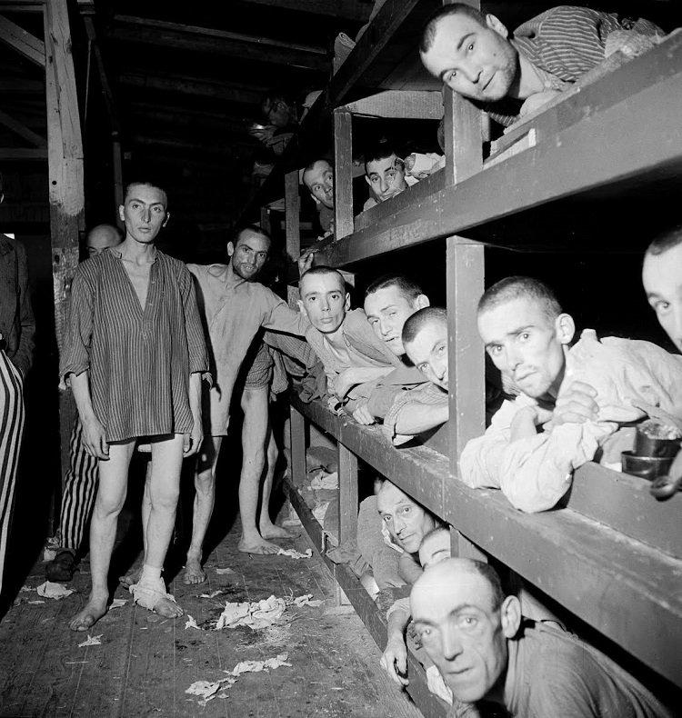 Liberazione di Buchenwald di Margaret Bourke-White
