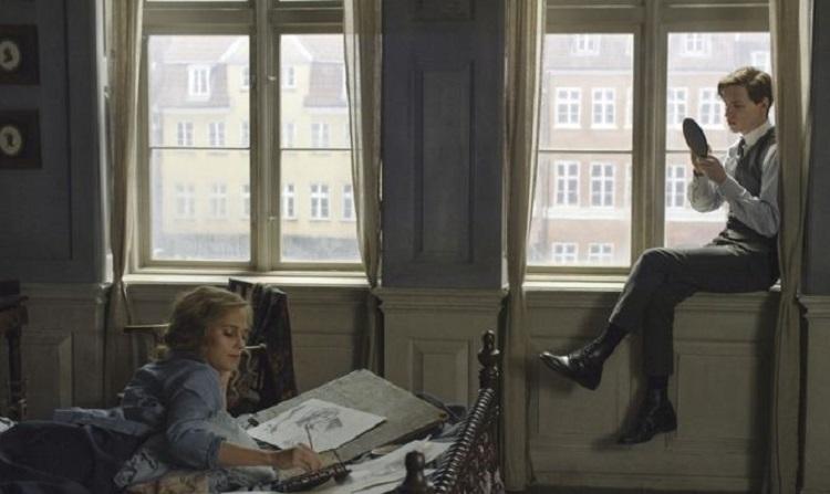 Eddie Redmayne e Alicia Vikander