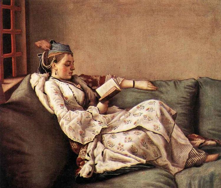 Femmes d'Alger. Le donne di Algeri