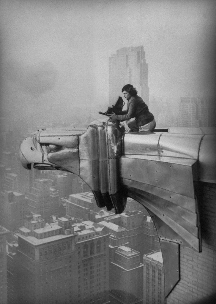 Margaret Bourke-White. Prima donna fotografa