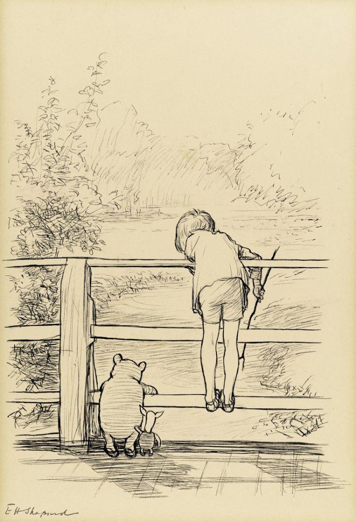 La storia di Christopher Robin: l'amico reale di Winnie The Pooh