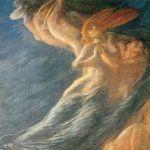 Divina Commedia di Dante Alighieri. Inferno, Canto V di Paolo e Francesca