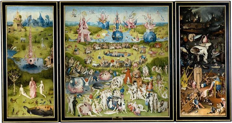Giardino delle Delizie di Hieronymus Bosch