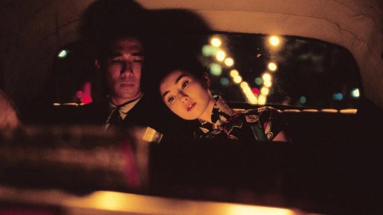 """In the mood for love"" di Wong Kar-wai"