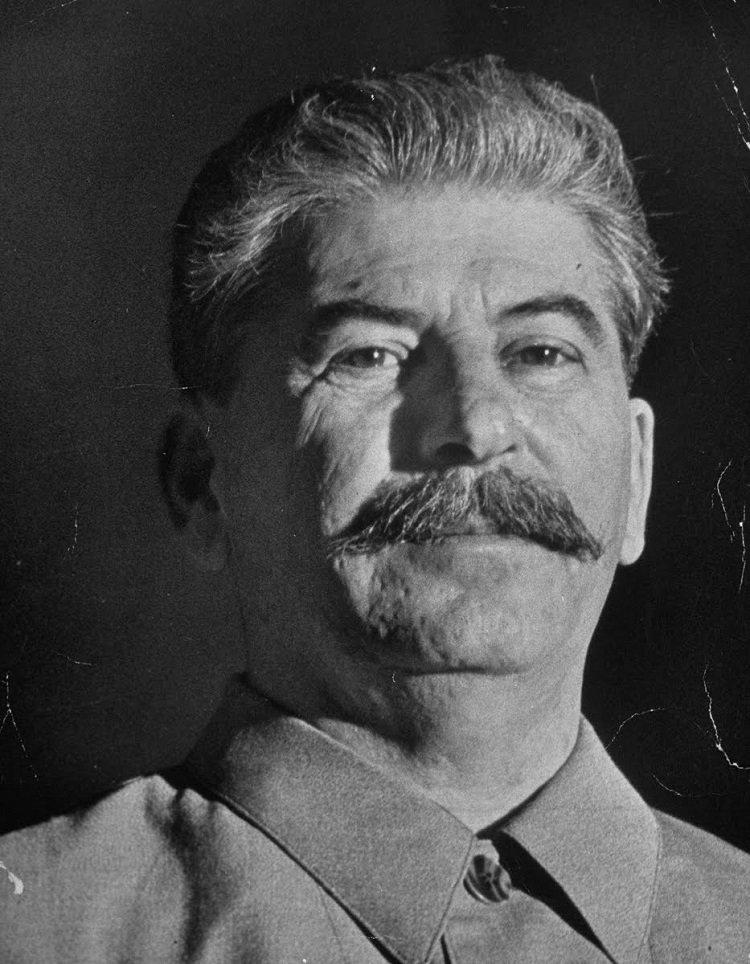 Iosif Stalin di Margaret Bourke-White