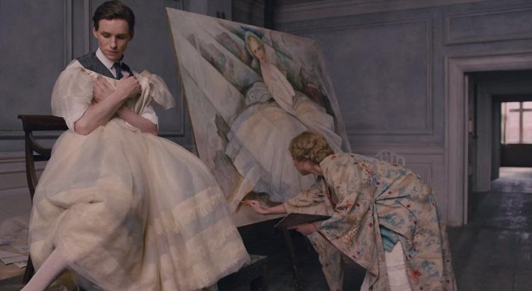 """""""The Danish girl"""" di Tom Hooper"""