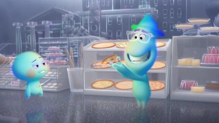 """""""Soul"""" della Pixar"""