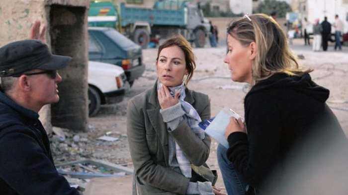 Registe donne. Kathryn Bigelow