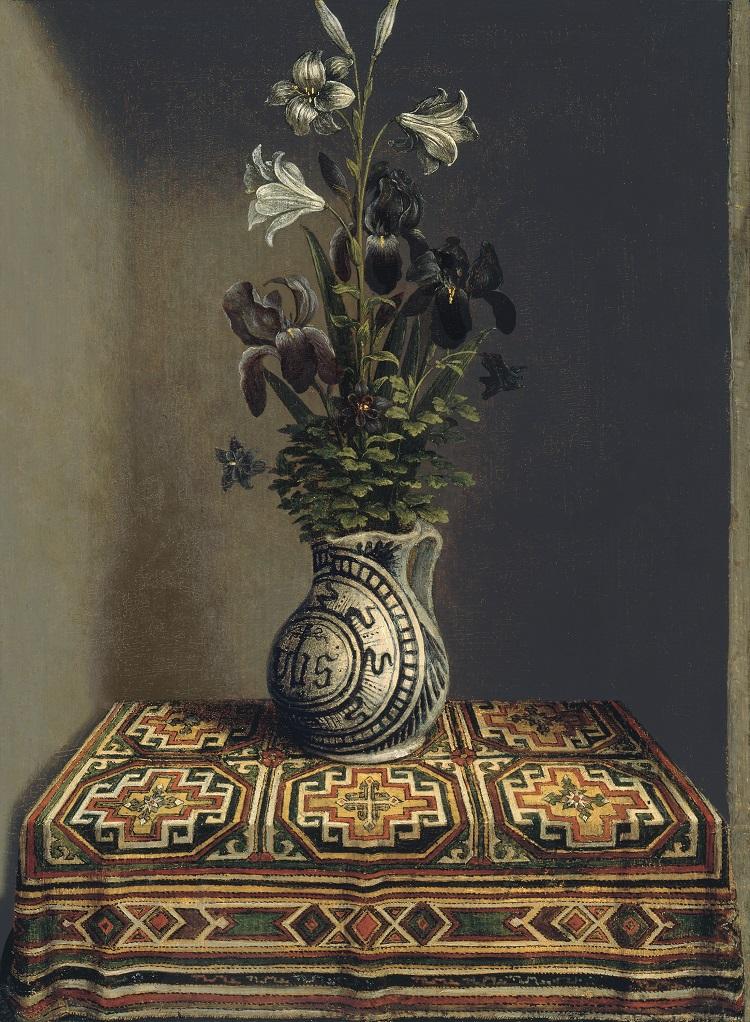 I fiori nell'arte di Hans Memling