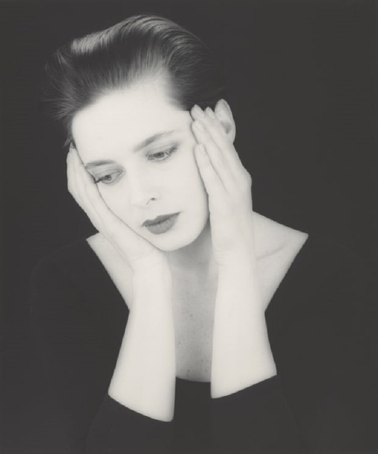 Isabella Rossellini. Portraits, Ritratti di Robert Mapplethorpe
