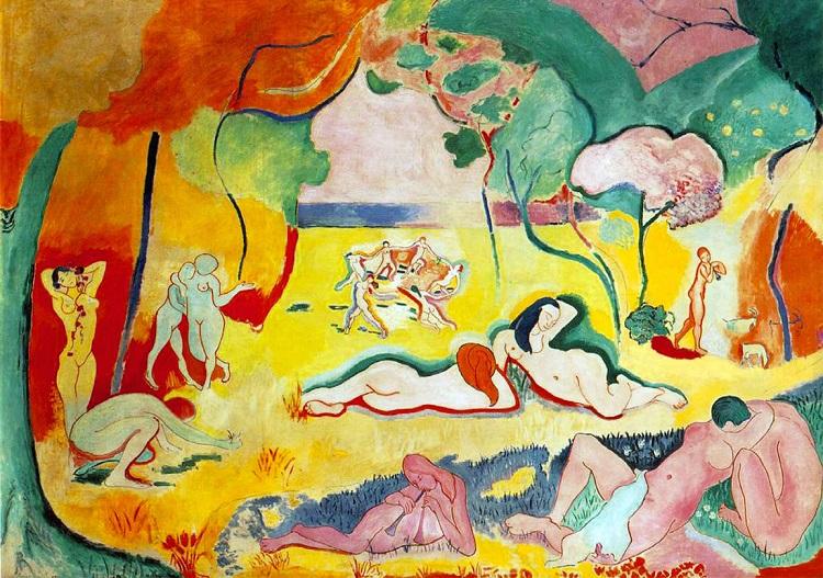 """""""La gioia di vivere"""" di Henri Matisse"""