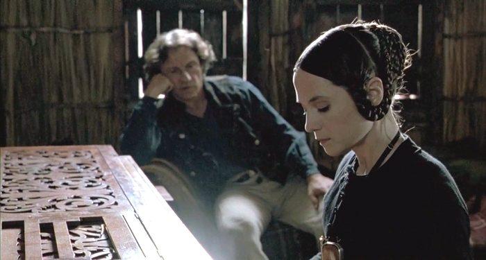 """""""Lezioni di piano"""" di Jane Campion"""