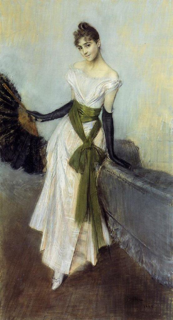 Ritratto di Emiliana Concha de Ossa. Giovanni Boldini e le muse divine